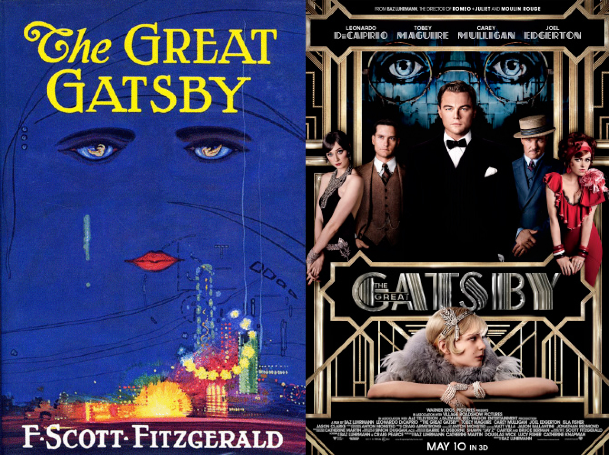 a comparison of nick carraway and tom buchanan from the great gatsby by f scott fitzgerald The great gatsby by f scott fitzgerald book discussion questions  nick believes he is an honest, nonjudgmental narrator discuss the reliability of nick carraway as the narrator of the great gatsby 2 the novel's action occurs in 1922 between june and september  the great gatsby 2 compare and contrast the districts of west egg and.