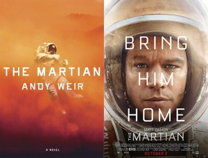the western ideology of colonization of the unknown frontier in the martian a novel by andy weir 'the martian' review: a perfect science fiction film and the frontier is and that's the beautiful truth that runs throughout the martian, that andy weir.