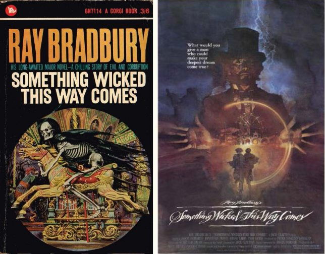 an analysis of something wicked this way comes a novel by ray bradbury Something wicked this way comes ray bradbury table of contents summary summary & analysis prologue and chapters 1–3 chapters 4–8 be book-smarter.
